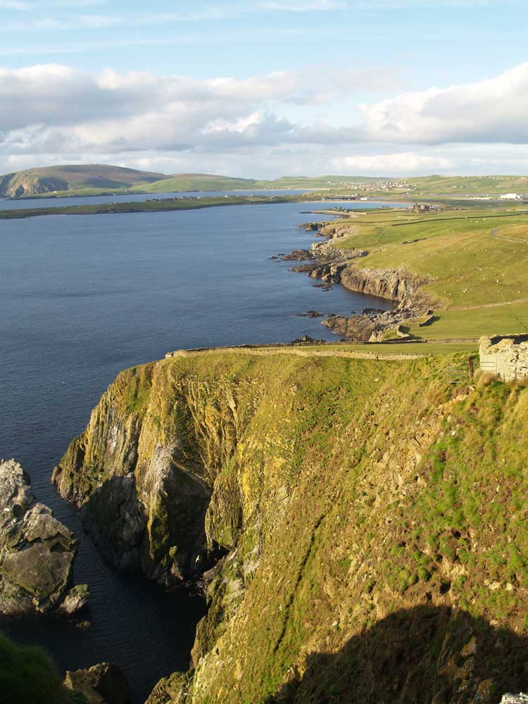 View from Sumburgh head
